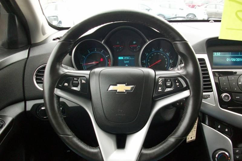 2014 Chevrolet Cruze 1LT Auto 4dr Sedan w/1SD - Muskego WI
