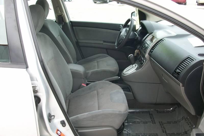 2008 Nissan Sentra 2.0 S 4dr Sedan CVT - Muskego WI