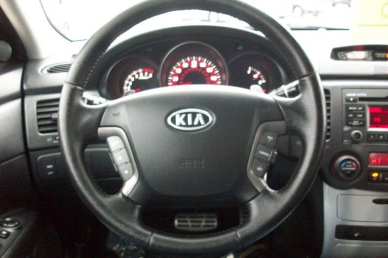 2009 Kia Optima SX 4dr Sedan (I4 5A) - Muskego WI