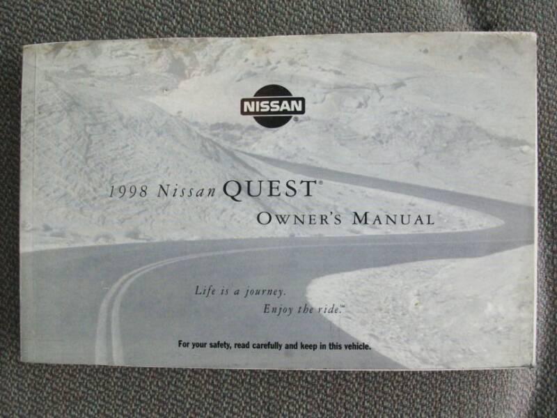1998 Nissan Quest 3dr XE Mini-Van - Muskego WI