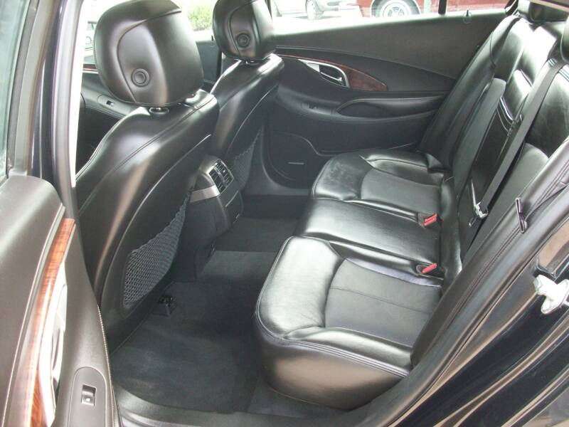 2011 Buick LaCrosse CXS 4dr Sedan - Muskego WI