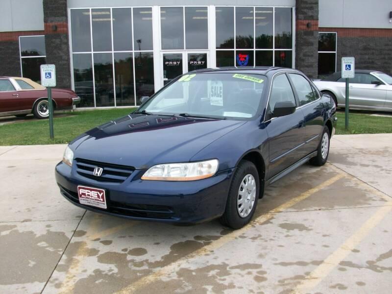 2002 Honda Accord Value Package 4dr Sedan - Muskego WI