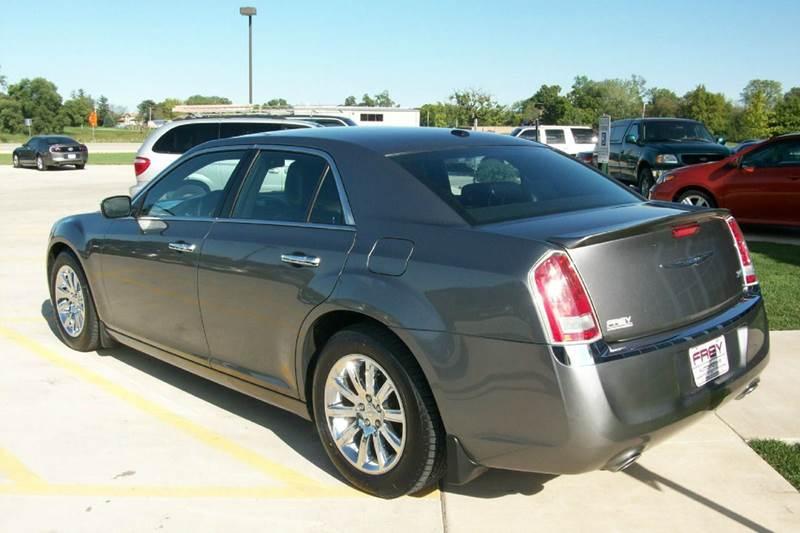 2012 Chrysler 300 Limited 4dr Sedan - Muskego WI