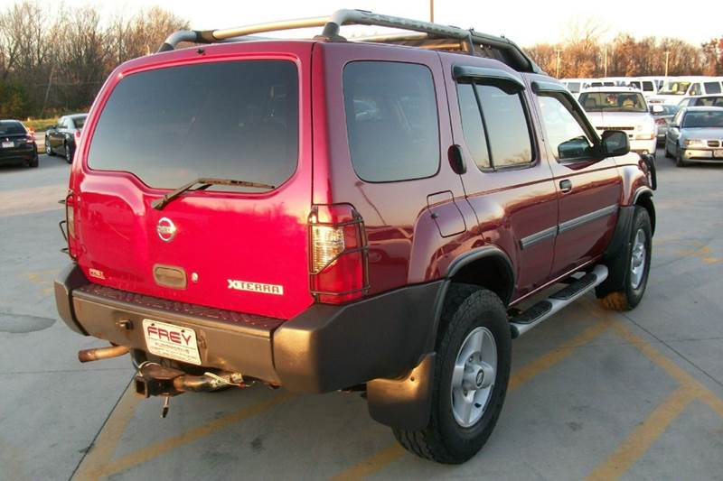 2002 Nissan Xterra XE-V6 4WD 4dr SUV - Muskego WI