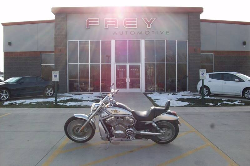 2003 Harley-Davidson V-Rod 100TH ANNIVERSARY EDITION - Muskego WI