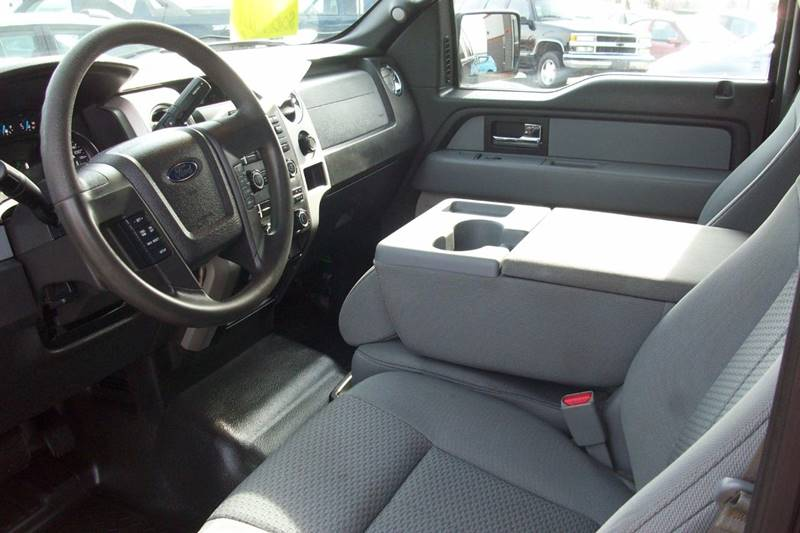 2014 Ford F-150 4x4 XLT 4dr SuperCrew Styleside 6.5 ft. SB - Muskego WI