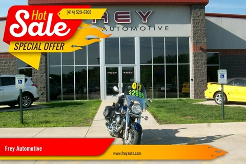 2007 Yamaha V-Star for sale in Muskego, WI