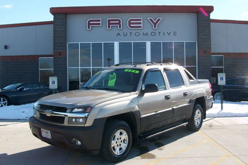 2005 Chevrolet Avalanche 4dr 1500 Z71 4WD Crew Cab SB - Muskego WI