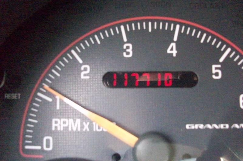2002 Pontiac Grand Am SE1 4dr Sedan - Muskego WI