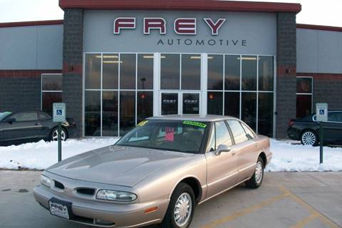 1998 Oldsmobile Eighty-Eight for sale in Muskego, WI