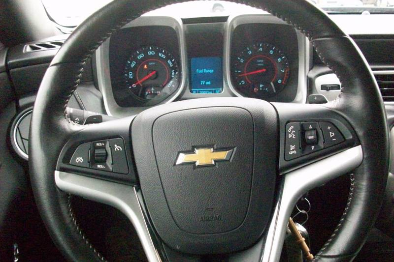 2014 Chevrolet Camaro LT 2dr Coupe w/1LT - Muskego WI