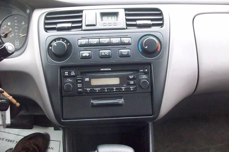 2002 Honda Accord LX 4dr Sedan - Muskego WI