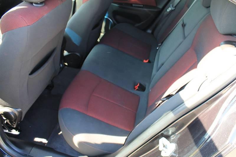 2011 Chevrolet Cruze LT 4dr Sedan w/1LT - Sheboygan WI