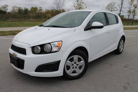2014 Chevrolet Sonic for sale in Sheboygan, WI