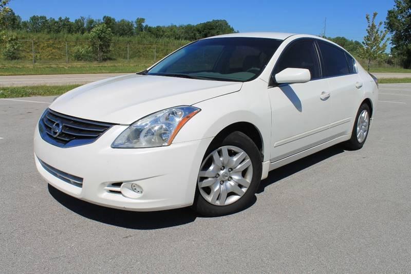 2011 Nissan Altima 25 S 4dr Sedan In Sheboygan Wi Corporate Cars