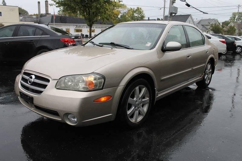 2003 Nissan Maxima GLE 4dr Sedan   Sheboygan WI