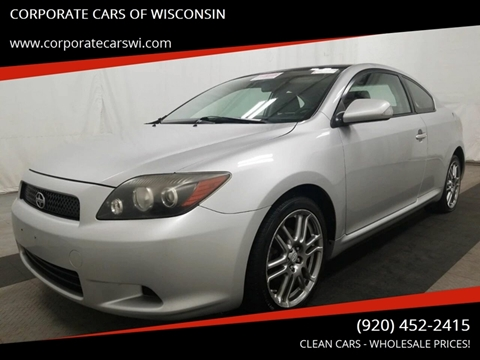 2009 Scion tC for sale at CORPORATE CARS OF WISCONSIN - DAVES AUTO SALES OF SHEBOYGAN in Sheboygan WI