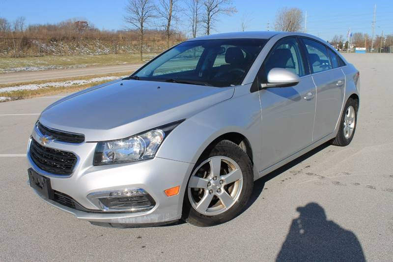 2015 Chevrolet Cruze for sale at CORPORATE CARS OF WISCONSIN in Sheboygan WI