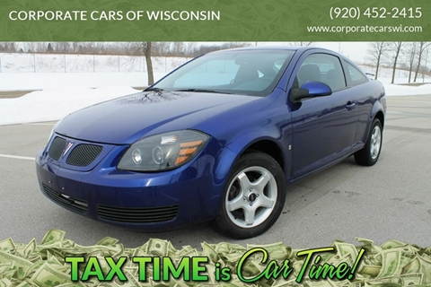 2007 Pontiac G5 for sale in Sheboygan, WI