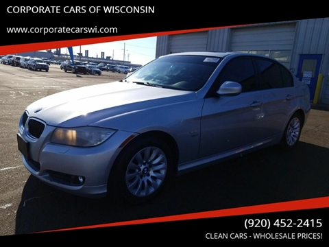 2009 BMW 3 Series for sale at CORPORATE CARS OF WISCONSIN - DAVES AUTO SALES OF SHEBOYGAN in Sheboygan WI