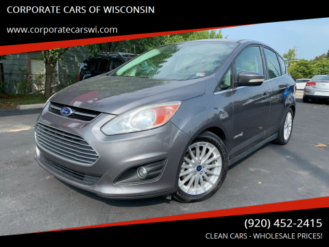 2013 Ford C-MAX Hybrid for sale at CORPORATE CARS OF WISCONSIN in Sheboygan WI