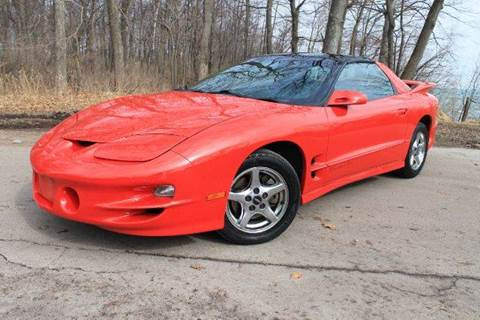 1999 Pontiac Firebird for sale in Sheboygan, WI