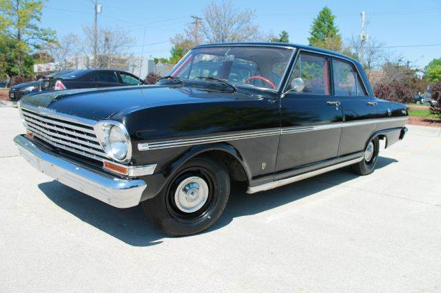 1963 Chevrolet Nova for sale at CORPORATE CARS OF WISCONSIN in Sheboygan WI