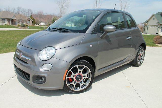 2012 FIAT 500 for sale at CORPORATE CARS OF WISCONSIN in Sheboygan WI