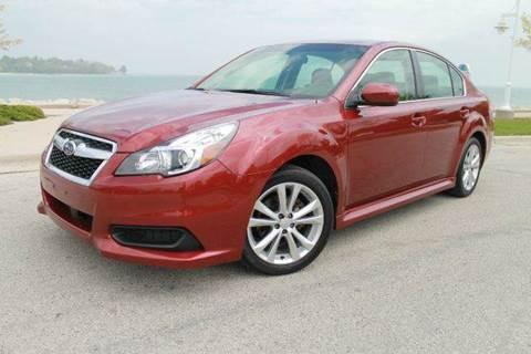 2013 Subaru Legacy for sale at CORPORATE CARS OF WISCONSIN in Sheboygan WI