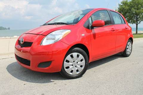2011 Toyota Yaris for sale at CORPORATE CARS OF WISCONSIN in Sheboygan WI