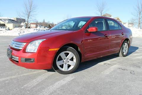 2008 Ford Fusion for sale at CORPORATE CARS OF WISCONSIN in Sheboygan WI