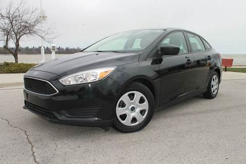 2015 Ford Focus for sale at CORPORATE CARS OF WISCONSIN in Sheboygan WI