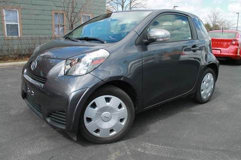 2012 Scion iQ for sale at CORPORATE CARS OF WISCONSIN in Sheboygan WI