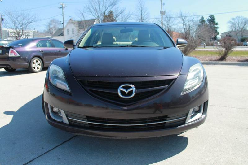 2011 Mazda Mazda6 I Sport 4dr Sedan 5a In Sheboygan Wi