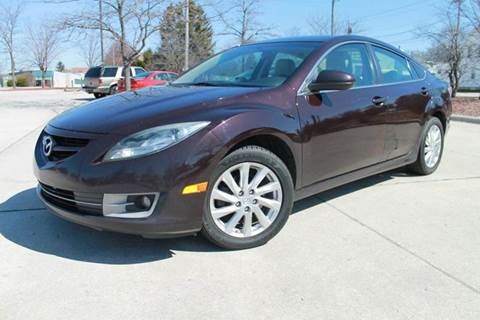 2011 Mazda MAZDA6 for sale at CORPORATE CARS OF WISCONSIN in Sheboygan WI