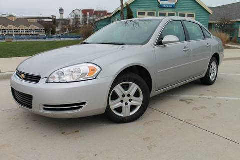 2007 Chevrolet Impala for sale at CORPORATE CARS OF WISCONSIN in Sheboygan WI