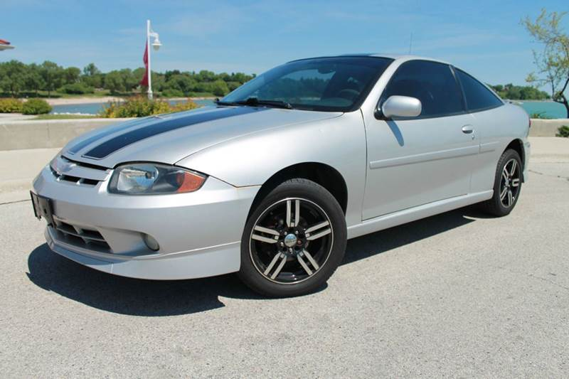 2004 Chevrolet Cavalier for sale at CORPORATE CARS OF WISCONSIN in Sheboygan WI