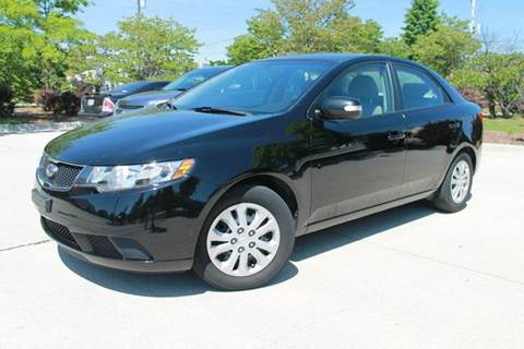 2010 Kia Forte for sale at CORPORATE CARS OF WISCONSIN in Sheboygan WI