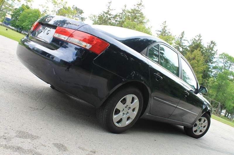 2007 Hyundai Sonata GLS 4dr Sedan - Sheboygan WI