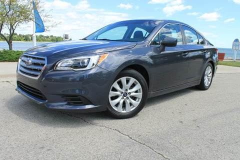 2015 Subaru Legacy for sale at CORPORATE CARS OF WISCONSIN in Sheboygan WI
