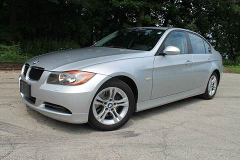 2008 BMW 3 Series for sale at CORPORATE CARS OF WISCONSIN in Sheboygan WI