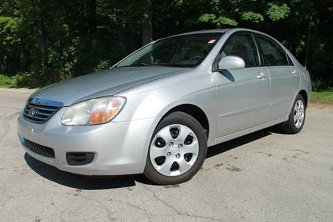 2008 Kia Spectra for sale at CORPORATE CARS OF WISCONSIN in Sheboygan WI