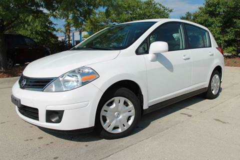 2012 Nissan Versa for sale at CORPORATE CARS OF WISCONSIN in Sheboygan WI