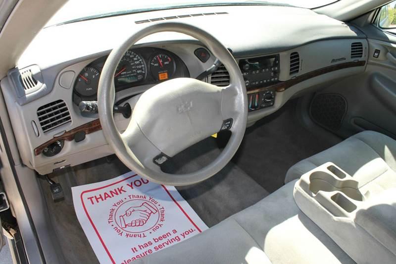 2005 Chevrolet Impala 4dr Sedan - Sheboygan WI