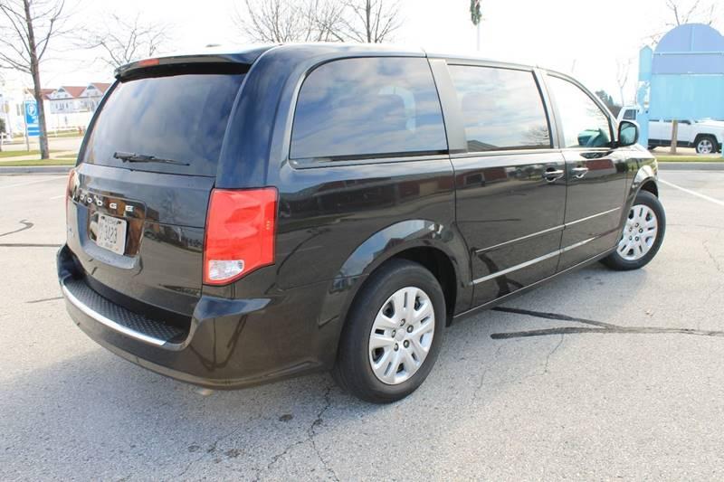 2014 Dodge Grand Caravan SE 4dr Mini-Van - Sheboygan WI