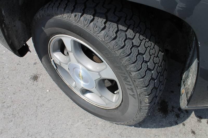 2007 Chevrolet TrailBlazer LS 4dr SUV 4WD - Sheboygan WI