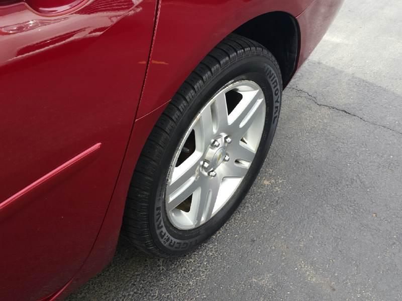 2008 Chevrolet Impala LT 4dr Sedan w/2LT - Alliance OH
