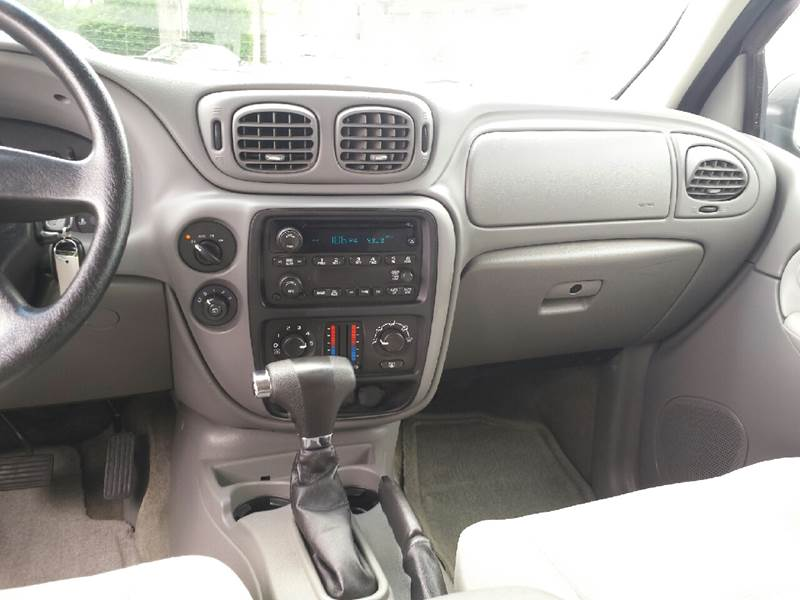 2008 Chevrolet TrailBlazer 4x4 LT1 4dr SUV - Alliance OH