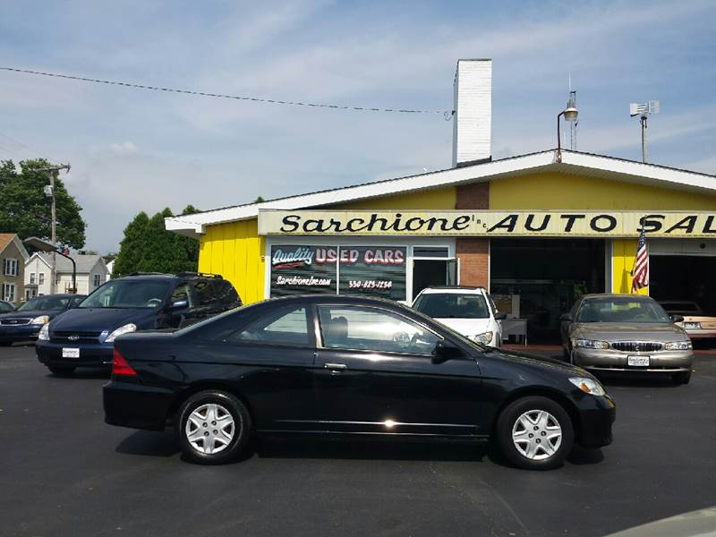 2005 Honda Civic Value Package 2dr Coupe - Alliance OH