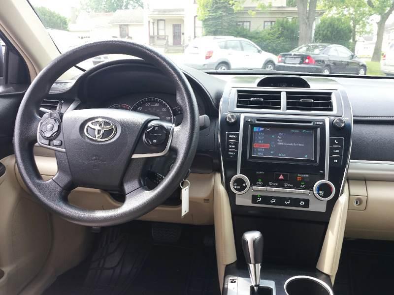 2012 Toyota Camry LE 4dr Sedan - Alliance OH